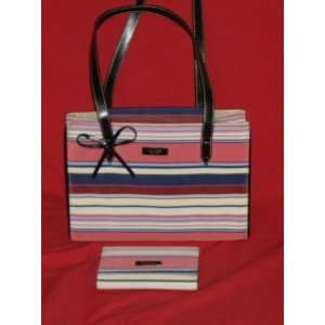 Kate Spade Handbag with Matching Wallet