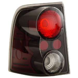 Anzo USA 211081 Ford Explorer Black Tail Light Assembly
