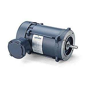 Leeson Single Phase Explosion Proof Motor 1.5hp, 3450rpm