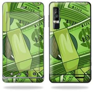 Protective Vinyl Skin Decal Cover for Motorola Droid 3 Android Smart