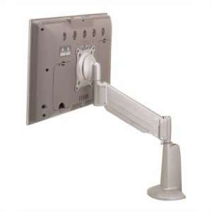 Single Arm Desk Mount Electronics