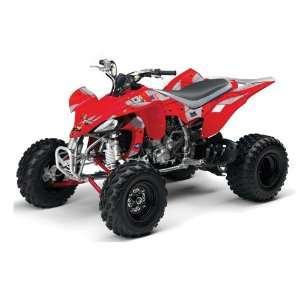 Racing 2004 2008 Yamaha YFZ 450 ATV Quad, Graphic Kit   T Bomber Red