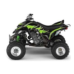 AMR Racing Yamaha Raptor 660 ATV Quad Graphic Kit   Tribal