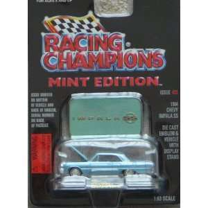 Champions Mint Edition #18 Blue 1964 Chevy Impala SS Toys & Games