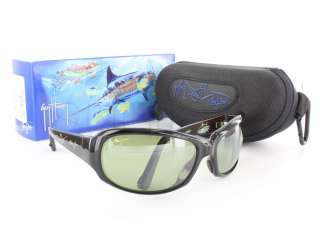NEW Maui Jim Guy Harvey Yellowfin 234 11 HT Sunglasses
