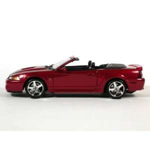 Cobra SVT Convertible Diecast Model 118 Die Cast Car Toys & Games