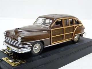 Handmade Solido Conversion 1/43 1942 Chrysler Town & Country Model Car