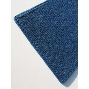 BRIGHT BLUE MULTI   Indoor/Outdoor Area Rug Carpet, Runners & Stair