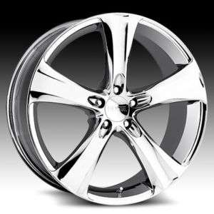 18 x8 Boss 328 3286 Chrome Wheels Rims 5 6 8 Lug