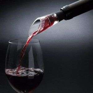 WHITE & RED WINE AERATOR Decanter TASTE the DIFFERENCE