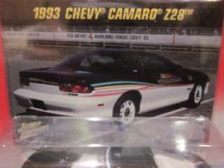 White Lightning OFFICIAL PACE CARS 1993 Chevy Camaro Z28 INDY 500 Race