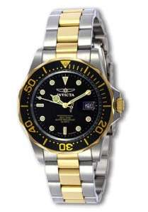 Invicta 9309 Pro Diver Two Tone SS Mens Watch