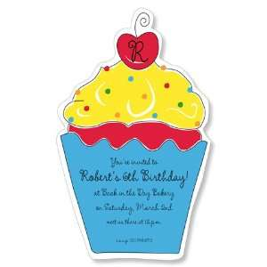 Childrens Birthday Party Invitations   DC 132