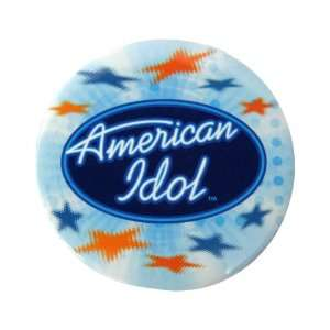 American Idol Buttons (4 count) Child