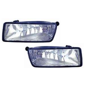 Explorer/Explorer Sport Trac Replacement Fog Light Assembly   1 Pair
