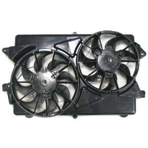 Depo 335 55053 000 Dual Fan Assembly Automotive