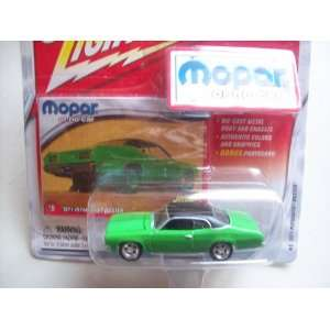 Johnny Lightning Mopar or no Car 1971 Plymouth Duster Toys & Games