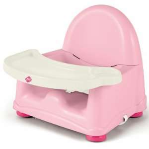 Safety 1st Easy Care Swing Tray Booster Seat   Pink Baby