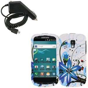 iFase Brand Samsung Galaxy S Aviator R930 Combo Blue
