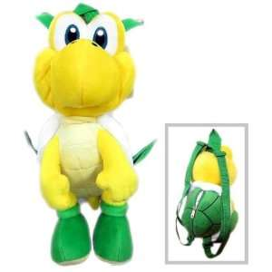 Super Mario Koopa Troopa Plush Backpack   13 Everything