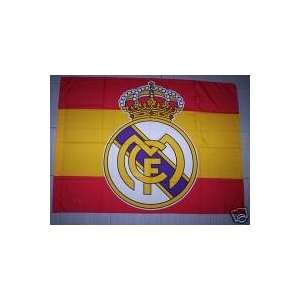 REAL MADRID 5x3 Feet Cloth Textile Fabric Poster