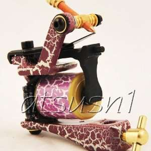 Made 10 Wrap Coil Tattoo Machine Gun UMC 005