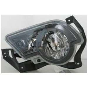 FOG LIGHT chevy chevrolet AVALANCHE 02 05 lamp driving lh Automotive