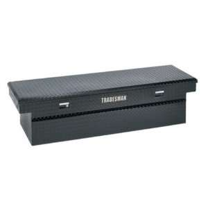 Tradesman 72 x 28 in. Aluminum Cross Bed Tool Box TALF2872