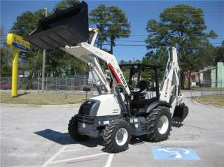 2010 TEREX 760B Tractor Loader Backhoe