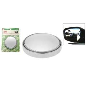 Amico Blind Spot Wide Angle View Round Mirror for Car