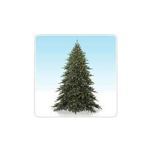 6 foot Connie Fir Artificial Christmas Tree with Clear
