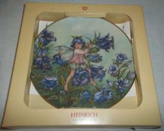 FLOWER FAIRIES The Canterbury Bell Fairy Cicely Barker BOXED