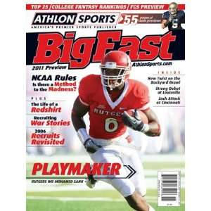 Athlon Sports 2011 College Football Big East Preview Magazine  Rutgers