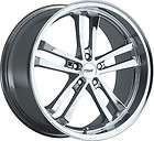 19x8 TSW Mondello Chrome Wheel/Rim(s) 5x120 5 120 19 8