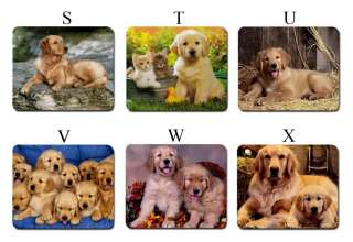 Retriever Dog Puppy Puppies S X Large Mouse Pad Mat #PICK 1