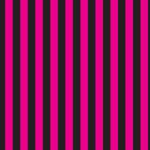 Black & Pink Stripes Vinyl Decal Sheets 6x6 Stickers x3