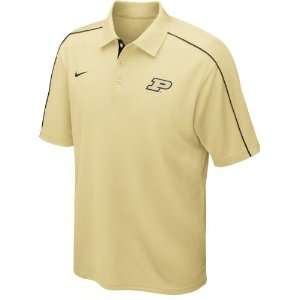 Purdue Boilermakers Old Gold Nike 2012 Football Coaches
