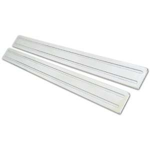 Chevrolet Camaro Chrome Billet Door Sill Plates, Pr. CA0018SC , Fits