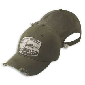 John Deere Quality Farm Equipment Cap   JD03561