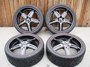 3PC FORGED WHEELS & TIRES RANGE ROVER LR3 SPORT BMW X5 X6 20 24 RIMS