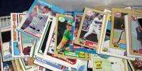 HUGE SPORTS CARD STORE BUYOUT #5 3200 CT BOX MOSTLY STARS VINTAGE RCS