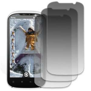 EMPIRE T Mobile HTC Amaze 4G 3 Pack of Matte Anti Glare