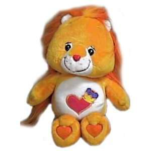 Care Bear Cousins Plush 10 Brave Heart Lion Toys & Games