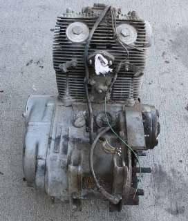 1963 69 HONDA DREAM CA77 CA78 305 VINTAGE ENGINE/MOTOR COMPLETE