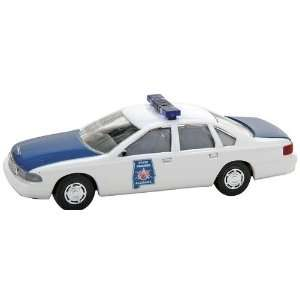 Busch HO (1/87) Alabama State Police Chevy Caprice Toys & Games
