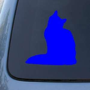 SIBERIAN   Cat   Vinyl Car Decal Sticker #1559  Vinyl