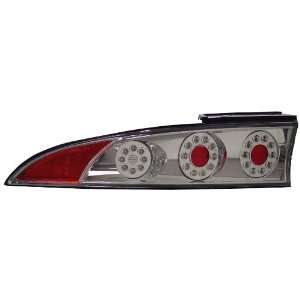 Anzo USA 321080 Mitsubishi Eclipse 3 Pc. Chrome LED Tail