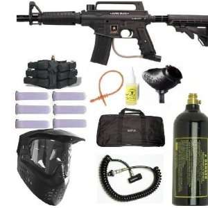 US ARMY Alpha Black Tactical EGRIP Tippmann SNIPER Gun Set