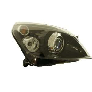 OE Replacement Saturn Astra Passenger Side Headlight