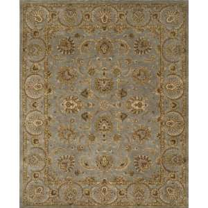 Momeni Mahal MC 33LBL80B0 Light Blue Rug